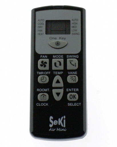fedders air conditioner remote control manual