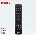RM-L1316 HUAYU Uniwersalny do LCD LED TV (armepol) (PBOX) smart tv netflix youtube/OBSŁUGUJE TV MANTA/