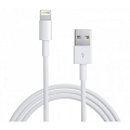 Kabel iPhone 5 , 6  , 6S , 7 , 8 BIAŁY - Iphone  charger cable White 1m