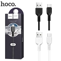 HOCO X20 USB Kabel - Flash USB-C 3M BLACK (armepol)
