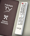 Pilot HOTEL TV Superior WHITE